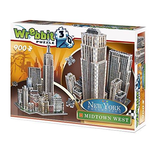Wrebbit 3D Midtown West Puzzle