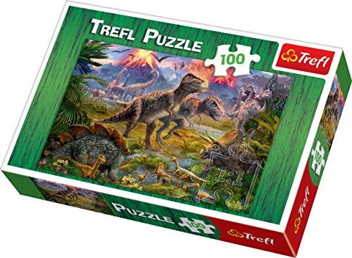 Trefl Dinosaurs Jigsaw Puzzle 100 Piece