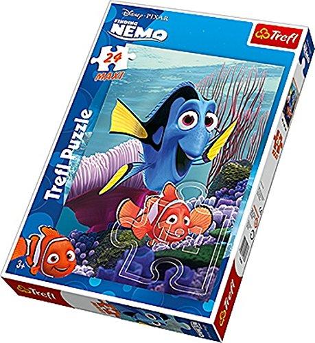 Trefl Puzzle Nemo And Friends Disney Nemo 24 Pieces