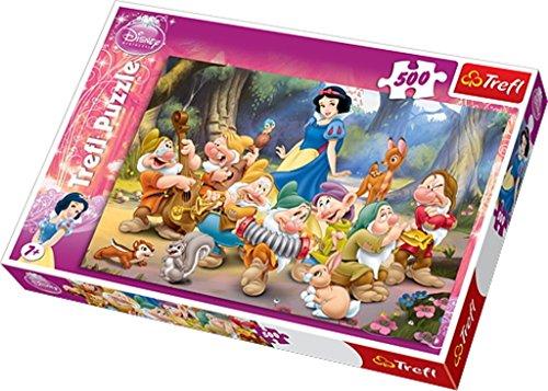 Trefl Puzzle Snow White Disney Princess 500 Pieces