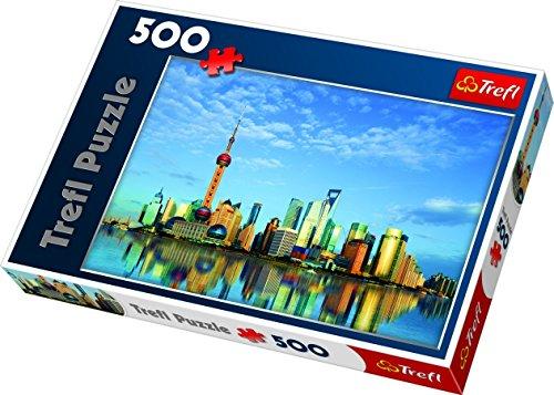 Trefl Shanghai China Puzzle 500 Piece
