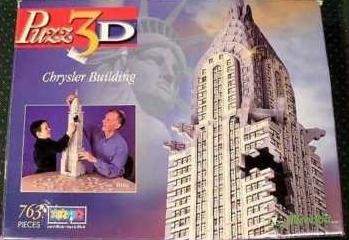 Puzz3D Chrysler Building