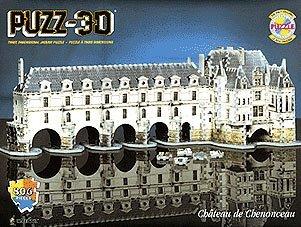 Chateau de Chenonceau Puzz-3D by puzz 3d