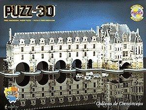 Chateau de Chenonceau Puzz-3D by puzz 3d by puzz 3d