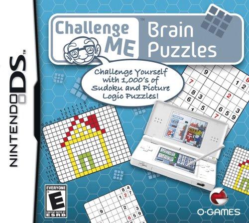 Challenge Me Brain Puzzles - Nintendo DS