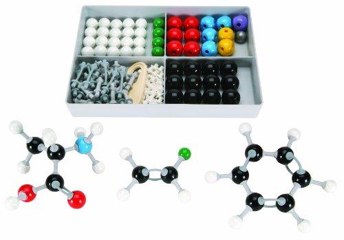Molymod MMS-008 Organic Chemistry Molecular Model Student Set 50 atom parts