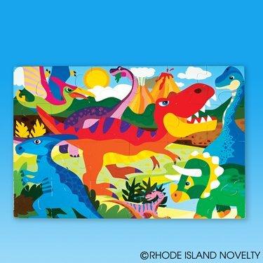 Dinosaur Floor Puzzle 24-Piece