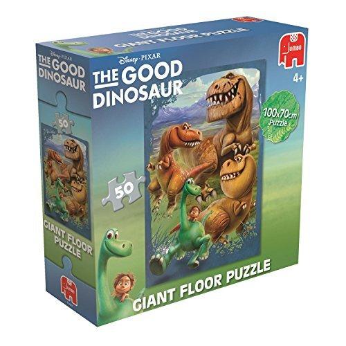 Jumbo Disney Pixar The Good Dinosaur Giant Floor Puzzle 50-Piece by Jumbo