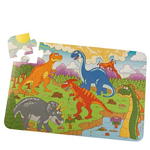 KidKraft Dinosaurs Floor Puzzle 24 Piece