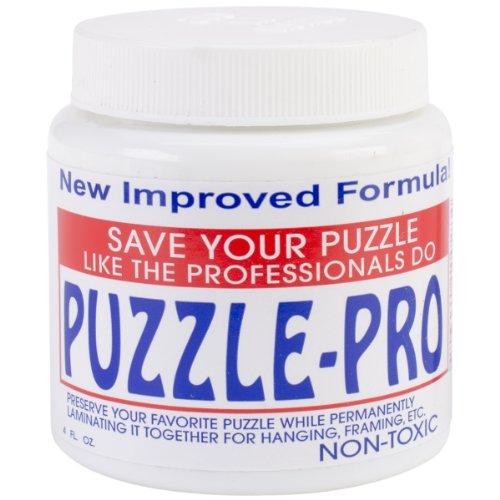 Petaloo Pro Jigsaw Puzzle Glue 4-Ounce