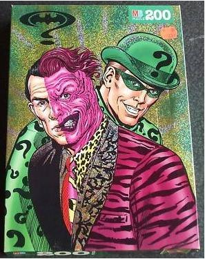 200 Piece Puzzle - Batman Forever Joker 4432-2
