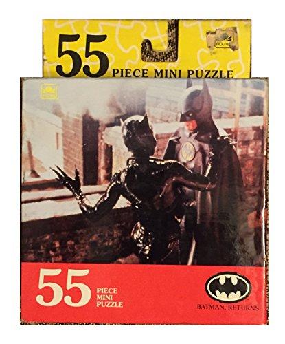 Batman Returns - Catwoman and Batman 55 Piece Mini Puzzle