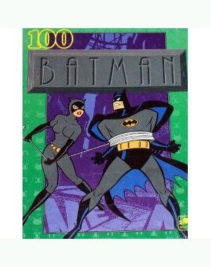 Batman The Animated Series 100 Piece Puzzle - The Cat The Bat
