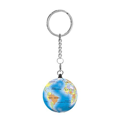 Blue Globe Puzzle 3-D Puzzle