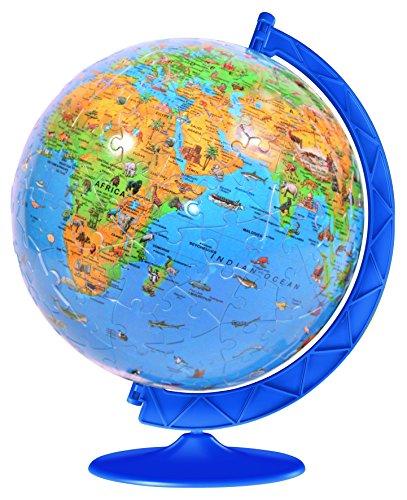 Ravensburger XXL Childrens Globe 180 Piece Puzzleball