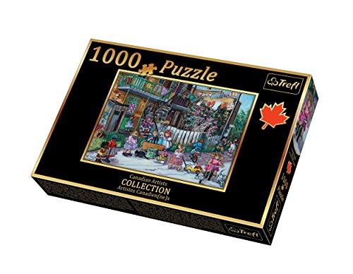 Trefl Pauline Paquin Alley Fun Jigsaw Puzzle 1000 Piece
