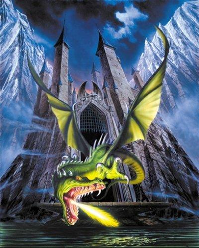 Clementoni Unleassed 1000 Piece Dragon Jigsaw Puzzle