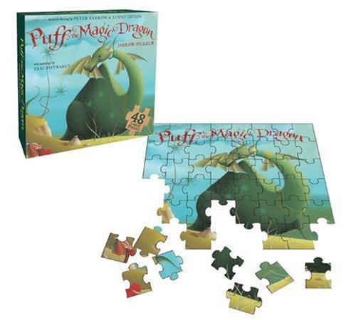 Puff the Magic Dragon Jigsaw Puzzle