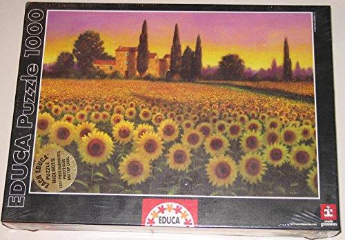 Harvest Evening 1000 Piece Educa Jigsaw Puzzle