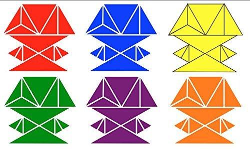 Enrique Ortiz Publishing Triangle Puzzle