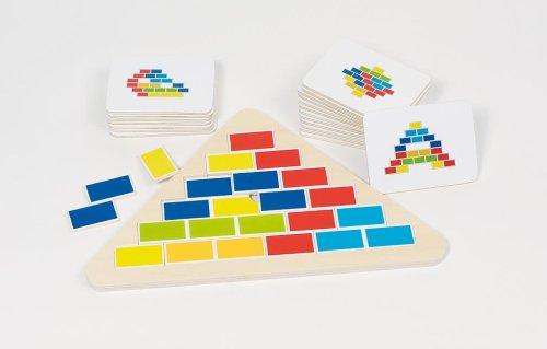 Goki Segment Triangle Puzzle 40 Piece
