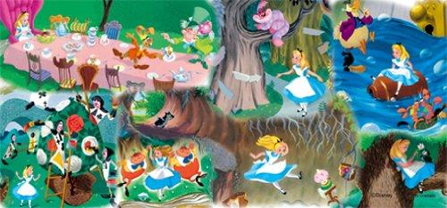 Alice 43-13 country puzzle Petit Long Disney 300 small piece wonder japan import