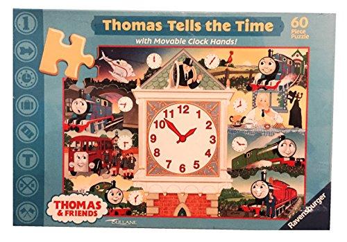 Ravensburger Thomas The Tank Engine Thomas Tells the Time - Clock Puzzle