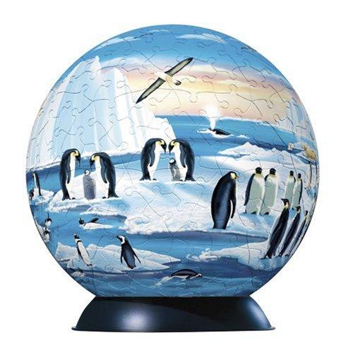 Ravensburger 240 Piece Penguins Puzzleball