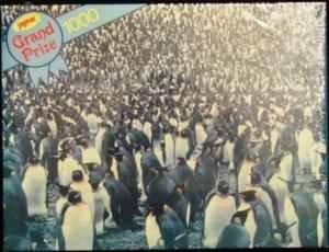 Vintage Penguin Puzzle