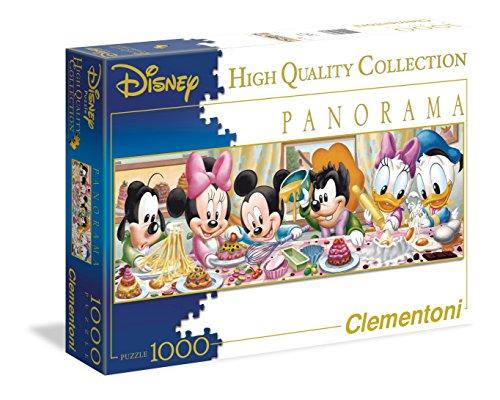 Clementoni Disney Babies Panorama Puzzle 1000 Piece