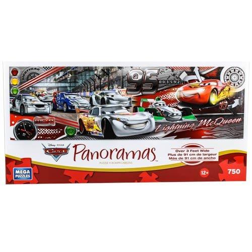 Disney 750 piece Cars - Panoramas Puzzle
