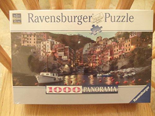 Ravensburger 1000 Panorama Puzzle Riomaggiore At Dusk