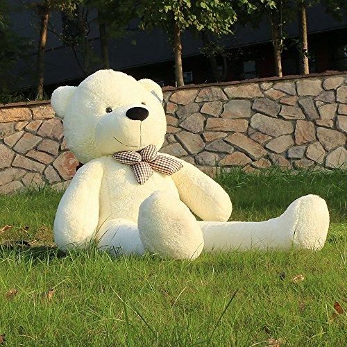 Joyfay 63 Giant Teddy Bear White