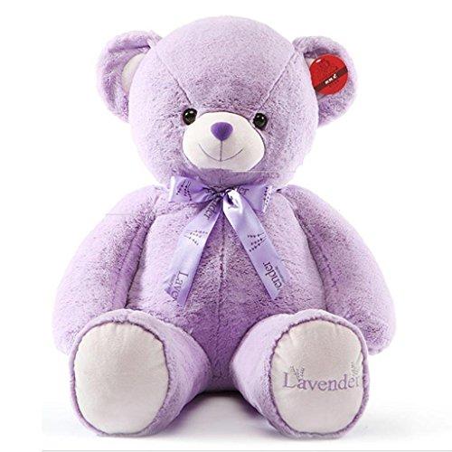 Kaylee Ryan 47 Purple Giant Teddy Bear Lavender Bear Plush Toys