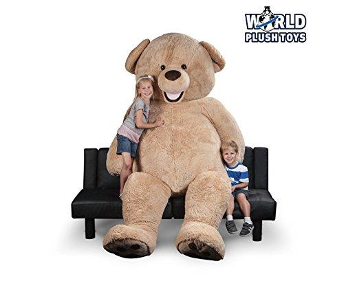 WORLD PLUSH TOYS 94 GIANT TEDDY BEAR STUFFED ANIMAL