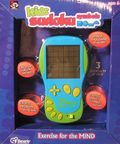 Kids Sudoku Symbols Handheld