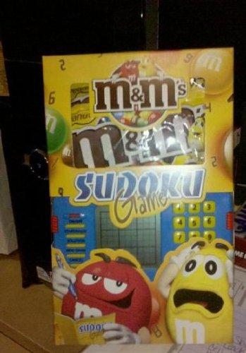 M&Ms Electronic Handheld Sudoku Game