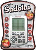 Pocket Sudoku Hand Held Electronic Game