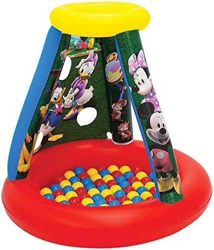 Disney Mickey and Friends Playland with 15 Balls Playhouse by Cars