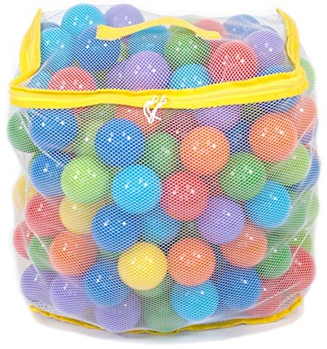 Wonder Playball Non-Toxic Crush Proof Quality Pit Balls