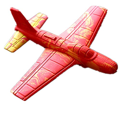 Combination Toys Roundabout aircraft Toy plane Foam Toys Classic childhood toy Crashworthiness light Customize the Fly