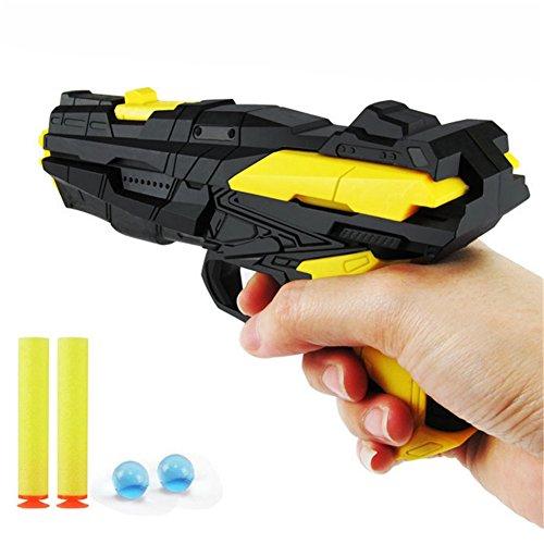 Kidlove Children Toy Guns Soft Water Bombs Dual EVA Pistol Bullets Safe Outdoor