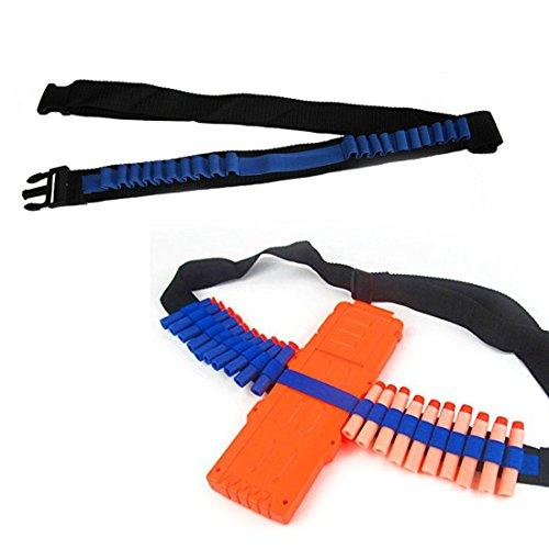 Stanaway Bandolier Kit Nerf N-strike Elite Soft Bullet Strap Series Children Toy Gun Accessories(Only Bandolier Kit)