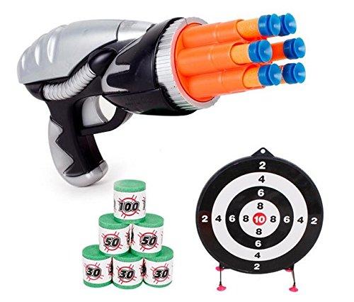 most popular childrens toy gun NERF the most interesting New Years gift soft bullet gun Star Wars Gun
