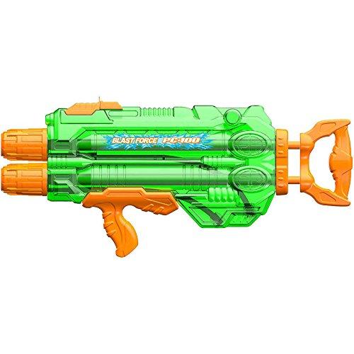 Banzai PC-100 Blast Force Water Squirt Toy Gun for Kids