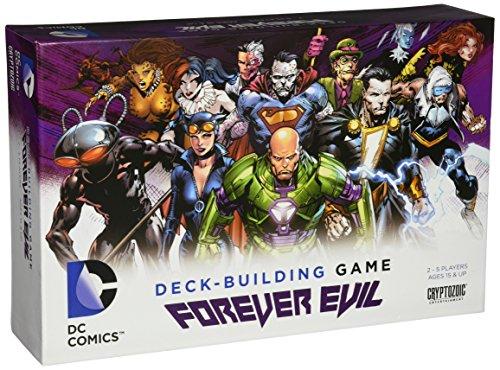 DC Deck Building Game Set 3 Forever Evil