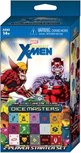 Marvel Dice Masters The Uncanny X-Men Dice Building Game Starter Set