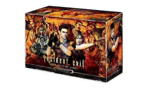 Resident Evil Deck Building Game Expansion Outbreak