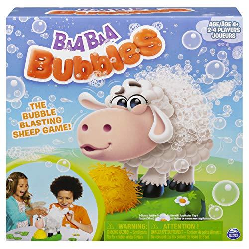 Baa Baa Bubbles The Bubble-Blasting Sheep Kids Game with Interactive Sneezing Sheep