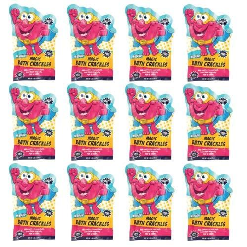Mr Bubble Magic Bath Crackles1 oz each Pack of 12
